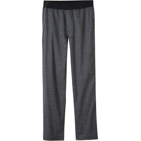 "Prana M's Vaha Pants 32"" Black Herringbone"